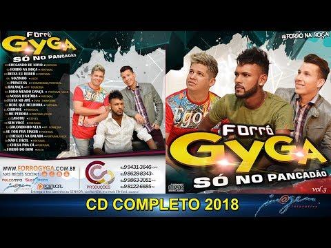 Forró Gyga Vol. 3 - CD Completo ( 2018 )