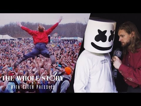 The Dirty Truth About Music Festivals Marshmello & Lil Uzi Vert — The Whole Story Caleb Pressley