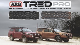 TRED Pro's unique and patented composite construction EXOTRED™, ens...