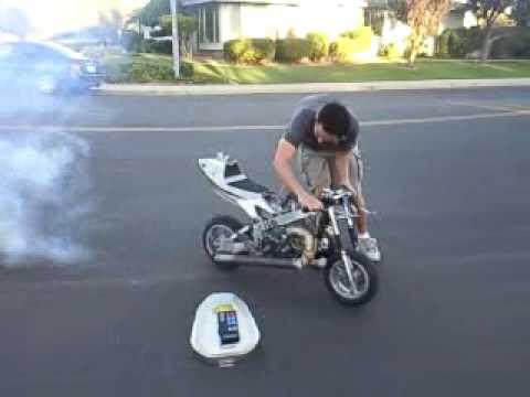 Y2k Gas Turbine Mini Bike Kart Diy Afterburner Jet Aircraft Engine