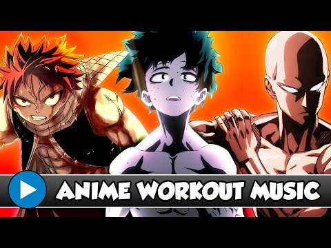 1 Hour EPIC Anime TrainingMotivation Workout Music Mix  NateWantsToBattle
