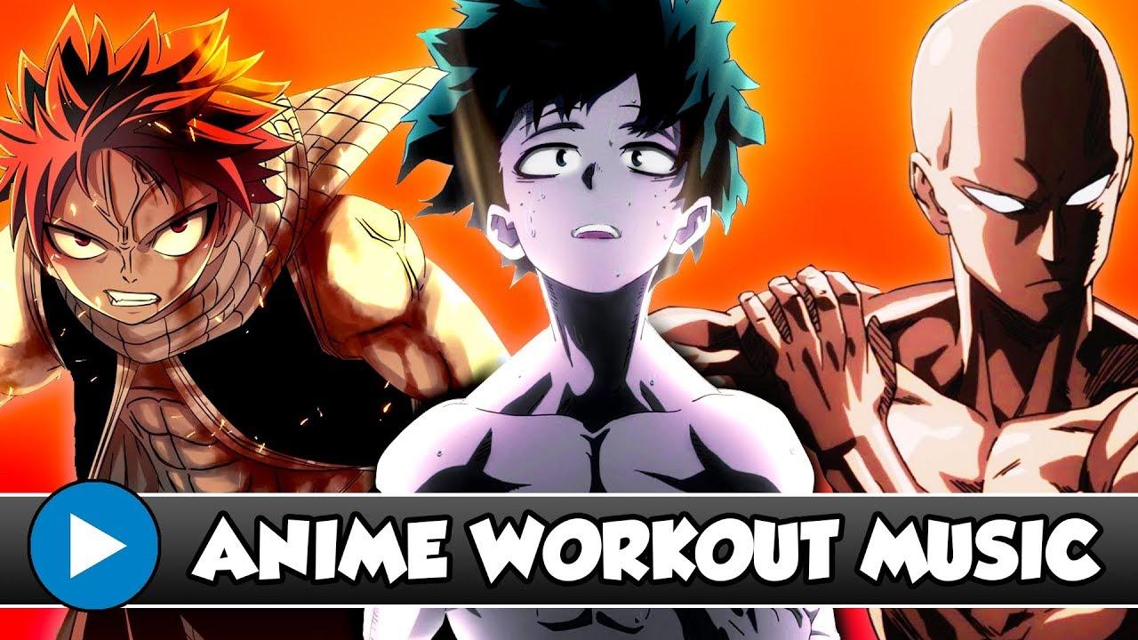 1 Hour Epic Anime Training Motivation Workout Music Mix By Natewantstobattle