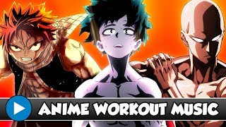 1 Hour EPIC Anime Training/Motivation Workout Music Mix by NateWantsToBattle