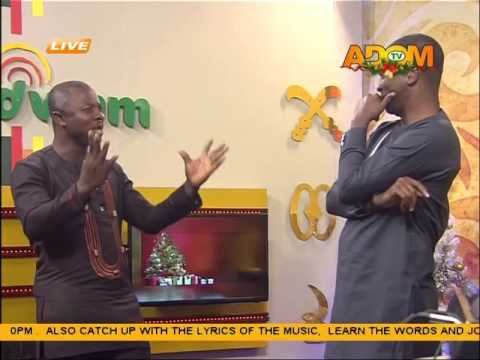 The Art of worship - Badwam on Adom TV (29-12-15)