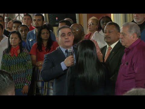Venezuela Swears in New Chief Prosecutor