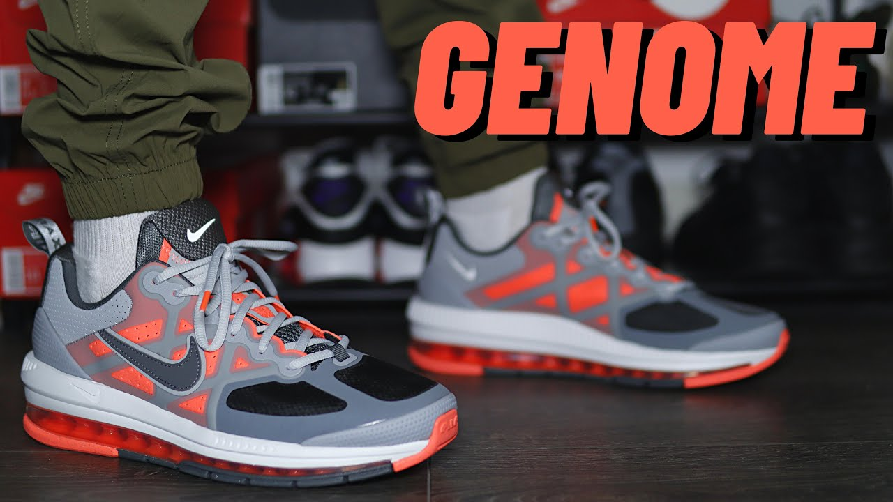 WATCH BEFORE YOU BUY! Nike Air Max Genome