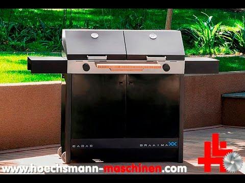 Outdoorküche Gasgrill Review : Bbq gasgrill cadac braaimaxx die perfekte outdoorküche youtube