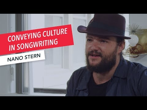 Nano Stern: Conveying Culture in Songwriting | Latin American Folk Music | Part 3/4 | Berklee Online