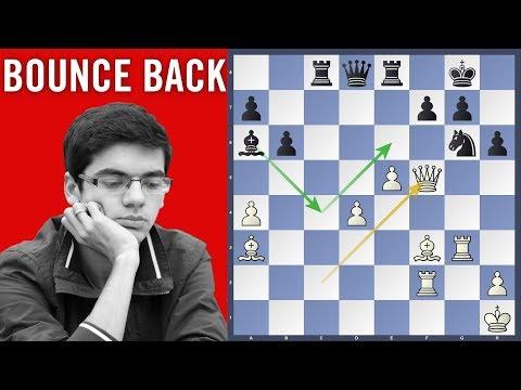 Is this a King's Gambit?? Kramnik vs Giri | Tata Steel Chess 2019