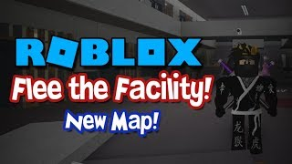NEW MAP! - Flee the Facility! (ROBLOX)