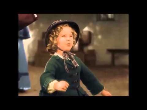 Shirley Temple Polly Wolly Doodle From The Littlest Rebel 1935  Extended Version