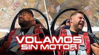 VOLAMOS SIN MOTOR con un PLANEADOR   FixFive y Camilo Games