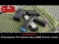 SpeedSim: Experiences With Various TM Compatible GBB Pistol Magazines