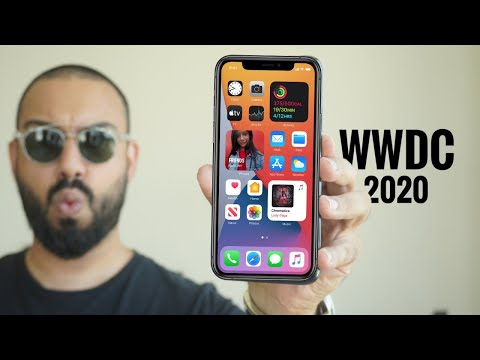 iOS 14 and WWDC 2020 Updates!