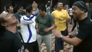 Pembukaan Kopdar Pesta SUFI Soul Journey Indonesia oleh Pak Agung Webe