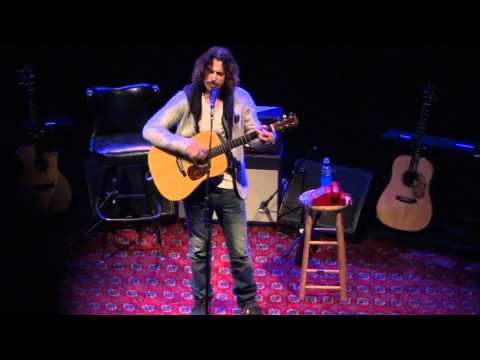 Chris Cornell Be Yourself Acoustic The Lowery 16/6/12