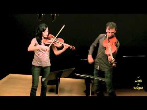 Georg Philipp Telemann. Six Canonic Sonatas. Sonata twv 40:118 op 5 no 1. 1 Vivace.