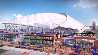 New Rays Stadium Renderings Revealed - The Future Of MLB Stadiums?