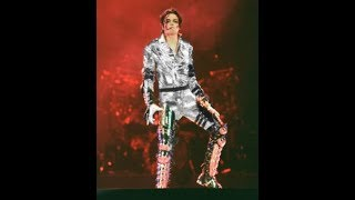 Michael Jackson - 01. Intro / DSTYGE (Number Ones Tour - by MJ FanmadeVersions)