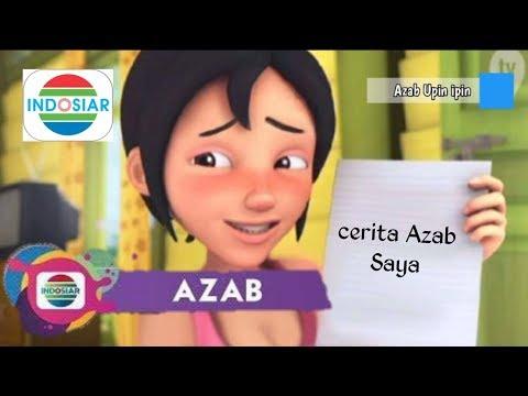 Parodi Azab Kartun || Kak Ros Di Azab Karena Memukul Adiknya