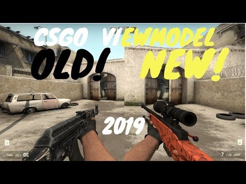 CSGO Viewmodel Setup 2019! BEST TUTORIAL!