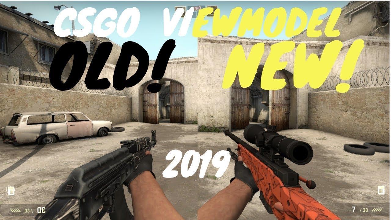 Watch CSGO Viewmodel Setup 2019! BEST TUTORIAL! - Counter-Strike