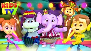 The Animal Dance | Songs for Babies & Nursery Rhymes for Kids | Cartoon Videos for Children