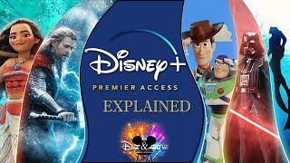 What is Disney Plus Premier Access?