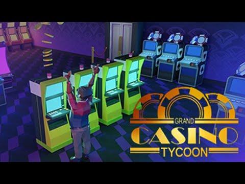 Grand Casino Tycoon - Gameplay / (PC)  