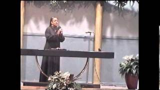 Pastor Harriet- Gold