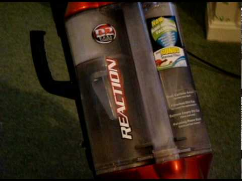 Dirt Devil Reaction D2 Vacuum Cleaner