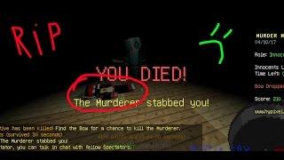 Minecraft - Доверился мистику и был убит :с