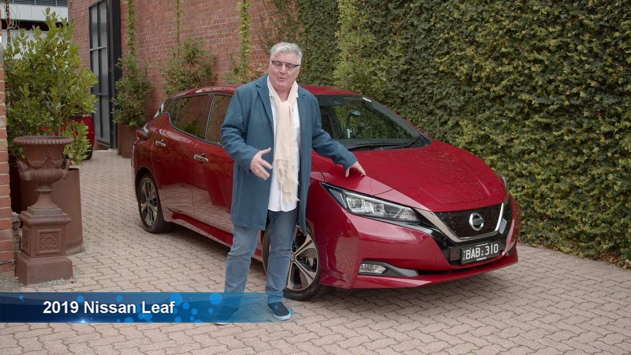 Nissan Leaf 2019 Review: the best gay electric car?