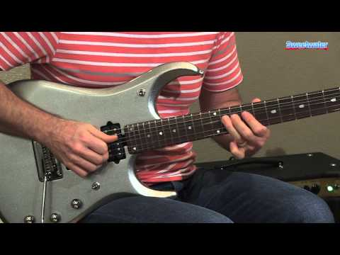 Music Man John Petrucci JP13 6 Electric Guitar Demo - Sweetwater Sound