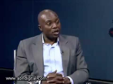 Funani Mojono - CEO, Lafarge Aggregates SA - Part 1