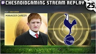 FIFA 15   Twitch Career Mode Ep25 - REAL MADRID IN THE UCL!!
