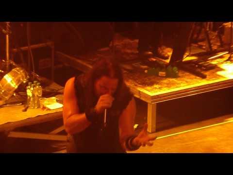 Symphony X - Bastards Of The Machine (live @ Boerderij Zoetermeer 30.09.2011) 2/6
