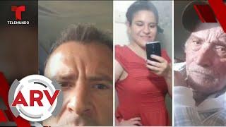 Familia de Chicago fue recibida a balazos en su visita a México | Al Rojo Vivo | Telemundo