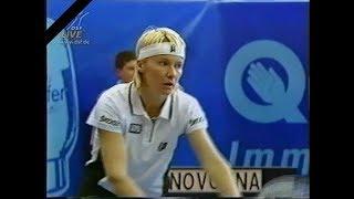 Jana Novotna vs Dominique van Roost Linz 1998 (full match)