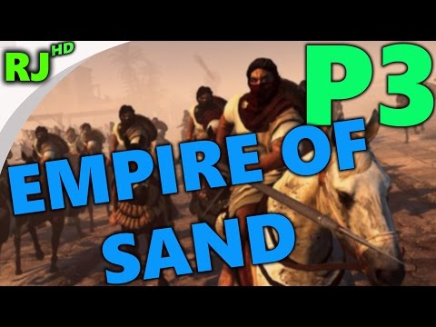Total War Attila: Empire Of Sand DLC - Part 3 (60FPS) |