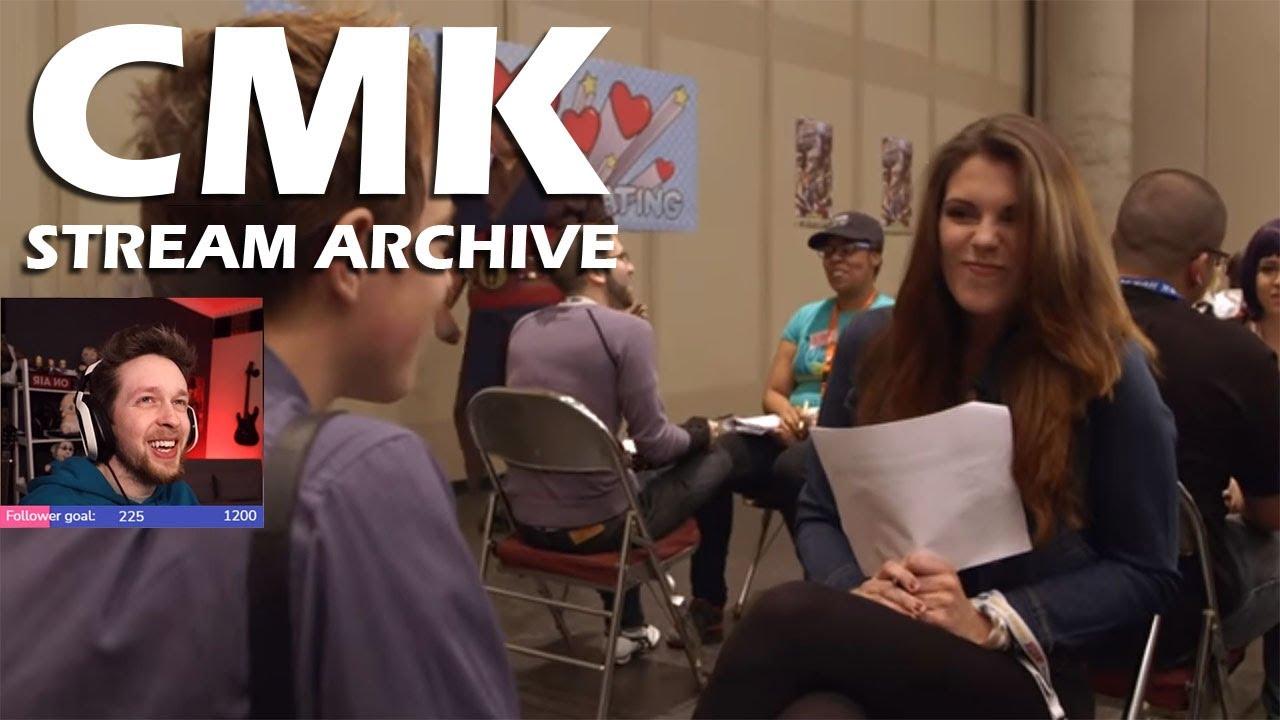 Watching Geek Love: Comic Con dating show & GeoGuessr | 2021-03-30
