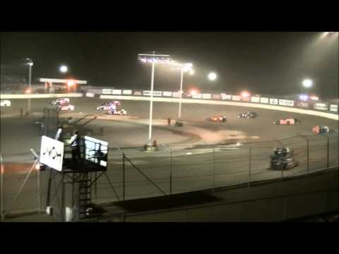 Limaland Motorsports Park Modified Feature 7-24-15