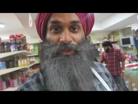 Behind The Scenes: Indian Grocers are WILD