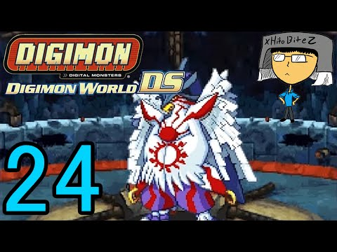 """Digimon World DS - Episode 24 """"Chronomon & 7 Demon Lords Quest"""""""