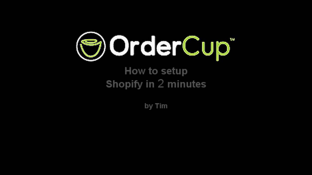 how to create a shipping label on shopify
