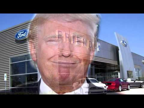 Donald Trump Calls Ford Motor Company To Discuss Mexico &