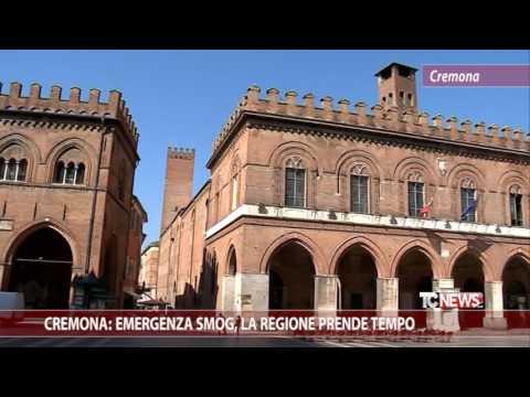 Cremona: emergenza smog, la Regione prende tempo