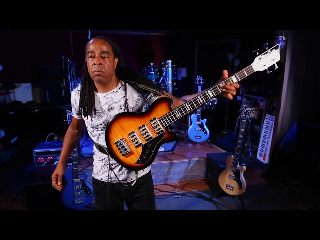 Supro Huntington III Bass Demo feat. Doug Wimbish (Living Colour)