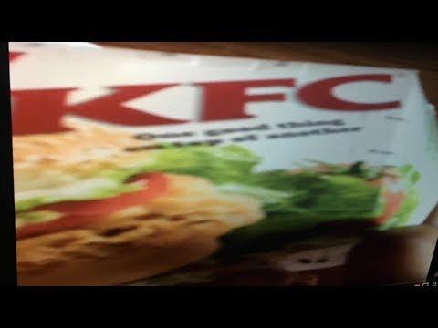 GHANA 🇬🇭 VLOG #16-KFC IN KUMASI AT ASOKWA