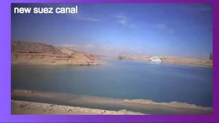 Archive new Suez Canal: scenes from dredging in the March 15, 2015